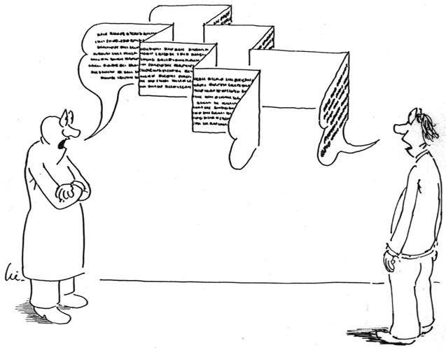 Cartoon: Erik Liebermann